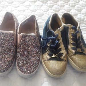 Michael Kors & Carters 13/ 1 Girls Shoes